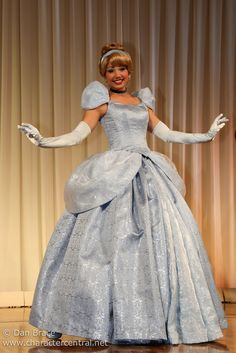 Love the ballgown!
