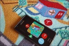 #Spieleteppich mit App? Sowas gibt es? Oh ja und es funktioniert einwandfrei. Wir haben die letzen Tage den #Teppino ausprobiert....  PR Sample