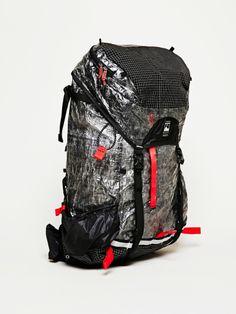 Terra Nova Quasar 55 Backpack