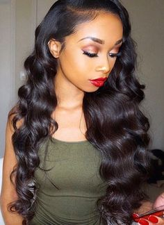 49 Best Loose Wave Hairstyle Images Natural Hair Styles Brazilian
