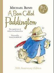 A Bear Called Paddington (Hardcover)