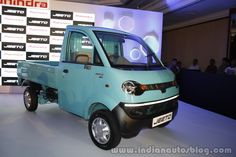 #Mahindra #Jeeto launched at INR 2.35 lakhs – IAB Report -