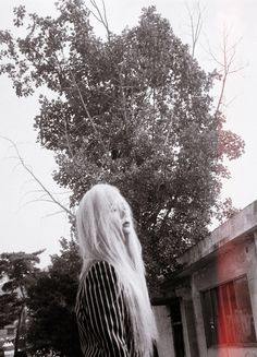 F(x) Krystal – Concept Photo For 'Red Light'