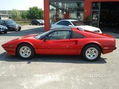 Ferrari 208 GTS Turbo iscritta ASI 98SNz -84