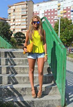 mike.baldock.90 | denim shorts | Chicisimo