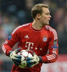 Neuer named IFFHS World Goalkeeper of the Year - Just Keepers