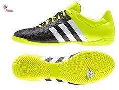 adidas ace15.4 Indoor, Chaussures de football hommes - Jaune - Gelb (Core