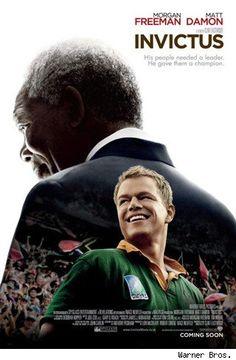 Okay this is seriously my favorite movie ever! Morgan Freeman and Matt Damon were amazing!