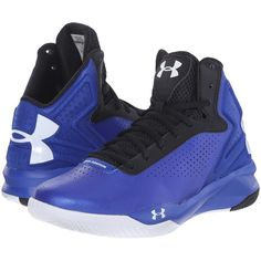 online store f4935 4b505 ... sweden under armour ua micro g torch team royal black white womens 43  liked on polyvore ...
