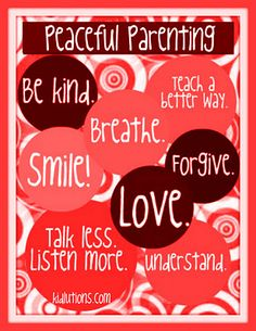 Happy Valentine's Day from Kidlutions! #printable #peacefulparenting