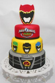 """Résultat de recherche d'images pour """"power rangers megaforce cake"""""""