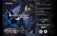The Missed Spaceflight - The FWA