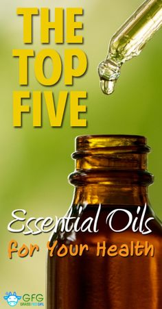 The Top Five Essential Oils for Your Health | http://www.grassfedgirl.com/top-five-essential-oils-health/