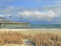 Spend lots of time relaxing, fishing & golfing at Myrtle Beach, South Carolina