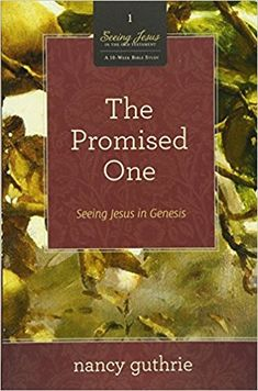 The Promised One (A 10-week Bible Study): Seeing Jesus in Genesis: Nancy Guthrie: 9781433526251: Amazon.com: Books
