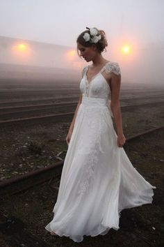 20 coture wedding dresses - which one would you choose for yourself...?  emammuelle junqueira wedding gown