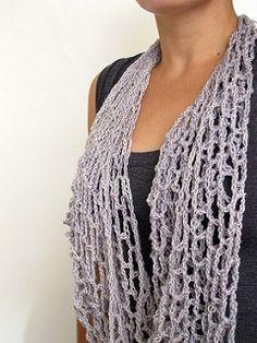 Net Scowl Free Crochet Pattern from One Flew Over