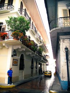 Les rues de Panama City #Panama