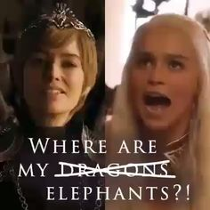 game of thrones season 8 Game Of Thrones Meme, Game Of Thrones Cersei, Cersei Lannister, Game Of Throne Lustig, Lady Mormont, Star Citizen, Game Of Thones, Got Memes, Mother Of Dragons