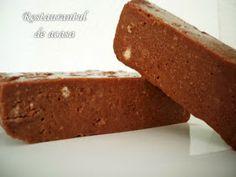 Restaurantul de acasa: Ciocolata de casa Dory, Cornbread, Deserts, Food And Drink, Sweets, Ethnic Recipes, Millet Bread, Gummi Candy, Candy