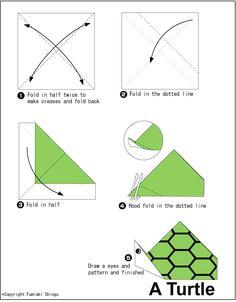 Origami para Educación Infantil - Liando Bártulos