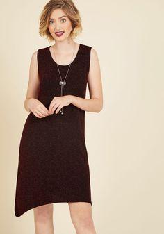 Refulgent Indulgence Shift Dress, #ModCloth