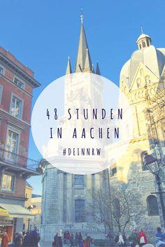 Hier bekommst Du Tipps für einen unvergesslichen Kurztrip in die Kaiserstadt Aachen. © Tourismus NRW, Dominik Ketz