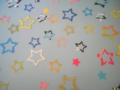 30 Star Frames Two sizes and 30 small stars by ang744 on Etsy, $3.00