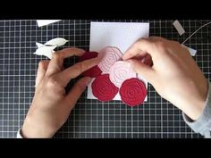 (18) A bunch of Roses card|| Aliexpress Crafting || Cardmaking - YouTube