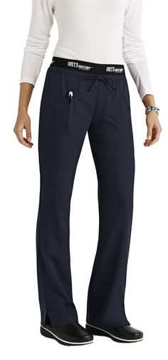 c6efde46379 Greys Anatomy Active low rise logo waist scrub pant. - Scrubs and Beyond  Greys Anatomy