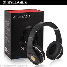 Syllable-Noise-Reduction-G04-DJ-Headphone-Hifi-Stereo-Foldable-Wired-Headset-US