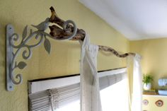 Bring Nature in as Home #Decor #DIY