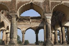 Taj Mahal endures but its little known birthplace crumbles slowly