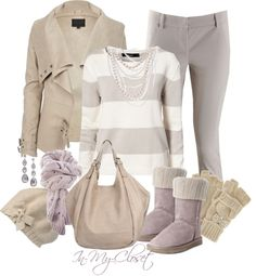 """Winter Wear - #9"" by in-my-closet on Polyvore"