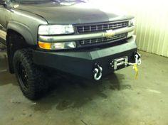 Gmc Trucks, Lifted Trucks, Pickup Trucks, Custom Truck Bumpers, Custom Trucks, Fj Cruiser Forum, Custom Stuff, Grill Guard, Roll Cage