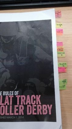 The Rookie Guide To Learning Roller Derby Rules