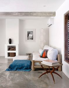White Brazilian Home // Бял бразилски дом | 79 Ideas