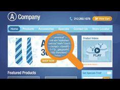 Website Design, Development & Marketing Process - Blue Fountain Media - YouTube