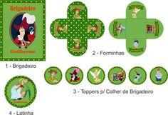 Kit Festa Personalizada Peter Pan