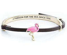 Nautical Charm, Pink Flamingo, dynamic