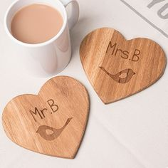 Personalised Wooden Gifts | GettingPersonal.co.uk