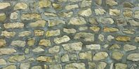 Mortar mix is used to adhere stone or stone veneer to itself or to another surface. Mortar mix is rock-hard when dry, but can crumble and disintegrate with age. Like glue, mortar forms a bond with whatever surface it is applied to. Stone Shower Floor, Cemento Portland, Sheet Rock Walls, Faux Stone Walls, Stone Interior, Interior Design, Interior Doors, Interior Paint, Interior Ideas