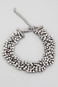sparkly bracelet MINUSEY