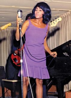 I saw Ike and Tina Turner many times at the Red Dog in Lawrence, KS when I was in college.