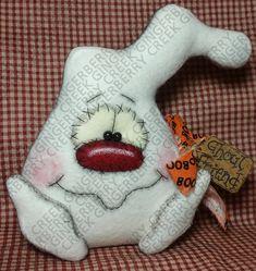 Patrón de Ghoulfriend fantasma 182 patrón de muñeca