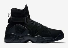 #sneakers #news  Unlimited Black In This Upcoming Nike Air Unlimited Retro