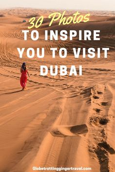 Photos of Dubai that will inspire you to visit one of the most fascinating countries in the world. Dubai is a city full of vibrance and awe. Abu Dhabi, Dubai Things To Do, Dubai Vacation, Dubai Trip, Dubai Travel Guide, Dubai Holidays, Visit Dubai, Travel Guides, Travel Tips