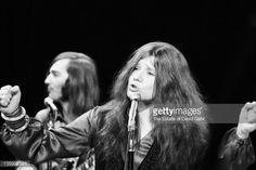 Janis Joplin On Ed Sullivan : News Photo