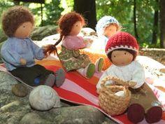 little dolls for the dolls' house