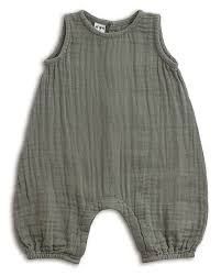 0c3721cee26 Baby Tuareg Apron Jumpsuit - Safran - Mabel Child